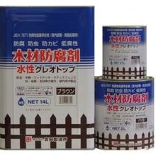 木材防腐剤『水性クレオトップ』 製品画像