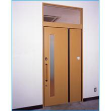 軽量鋼板自由開き折れ戸 ヒクオス 製品画像