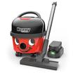業務用バッテリー式乾式掃除機『ヘンリーコードレス HVB160』 製品画像