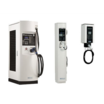 EV/PHV対応 普通充電スタンド PM-CS04-U-H1 製品画像