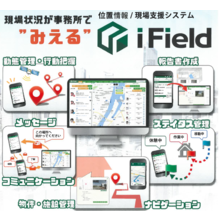 フィールド業務支援システム『iField』 製品画像