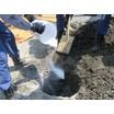 建柱用掘削泥土吸水剤『どろ運べーる』 製品画像