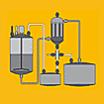 【焼結金属フィルター用途事例】触媒回収用フィルター 製品画像