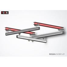 レールシステム  (株)パイオテック 製品画像