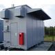 通信設備用 屋外型電磁波シールドシェルター 製品画像