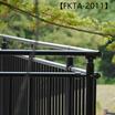 転落防止柵 『ビスタ』 FK 製品画像