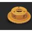 【生産品目のご紹介】建設機械部品 プラネットキャリア 製品画像