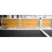 【一本引戸+門扉】デザイン性と機能性に優れた組合わせ【施工事例】 製品画像