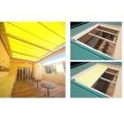 工場屋外用「開閉式テント、スライドテント」 製品画像