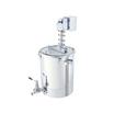 【液体の撹拌に好適!】容器・撹拌機・バルブがセットの撹拌ユニット 製品画像