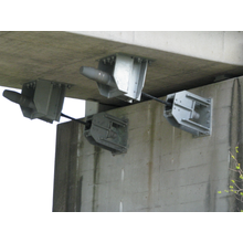 落橋防止装置に採用『HEX U-ナット』 製品画像