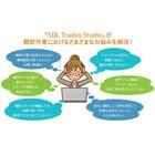 翻訳支援ツール SDL Trados Studioでお悩み解決 製品画像