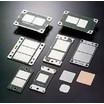 放熱・吸熱を目的とした半導体放熱用基板 ベース板【ヒートシンク】 製品画像