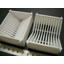 テフロン/PTFE/ウェハー保管用ケース/樹脂切削加工 製品画像