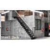 オープン階段『STEEL JACK』 製品画像