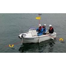 揺動制御型船上点検システム 製品画像