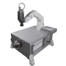 ロボットアームにて高い水準の精度 製品画像