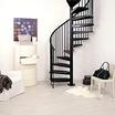 らせん階段『CIVIK』(シビック)スチール製・屋内用 製品画像