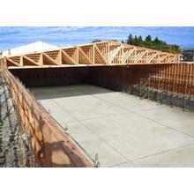 『ウッド・ビッグ・スパン工法による木造倉庫』 製品画像