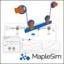 MapleSim Ropes & Pulleys Library 製品画像
