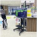 【導入事例】ゴルフ練習場の順番待ちトラブル解消 製品画像