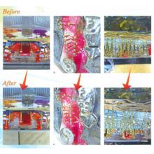 遊技台のクリーニングサービス 製品画像