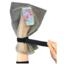 目視しながら操作可能【電磁波シールド袋】折りたたみ繰り返し可能 製品画像