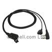 【聞き取りやすい耳栓式イヤホン】イヤホンマイク EMC-11 製品画像