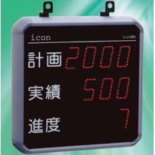 低価格のデータ収集表示器『ILUシリーズ』 製品画像