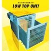 垂直搬送機用ユニット『ロートップユニット』 製品画像