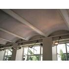 【メタルメッシュ用途例】天井デザイン 製品画像