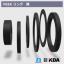 PEEK規格素材 リング ナチュラル(黒) 製品画像
