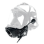 空気呼吸器通信ユニット『DRAGER FPS-COM 5000』 製品画像