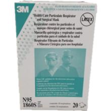 3M N95微粒子用マスク1860 製品画像