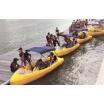 水上遊具・海上遊具『ボートサイクル』 製品画像