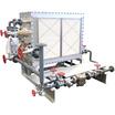 加熱用熱交換器【SKプレートフィンヒータ】「蒸気配管一式」 製品画像