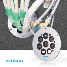 給湯器用配管を簡単・綺麗に施工!配管集合板 スムーズ・スリーブ 製品画像