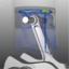 【Particleworks】ピストンオイル冷却解析 製品画像