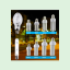 16w商店街ライト LEDコーンライト街路灯代替水銀燈 製品画像