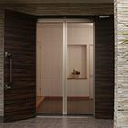 玄関・全開口サッシ用 アコーデオン網戸『アルマーデフリー』 製品画像