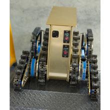 小型電動災害対応クローラロボット『Giraffe』 製品画像
