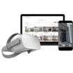 【業界初のVRサービス】瞬間接客VR 製品画像