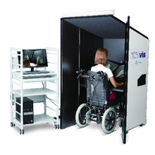 自己運動誘導錯覚システム『KiNvis』 製品画像