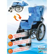 介護・病院向け 車椅子で頭部のサポートができる『姿勢保持マット』 製品画像