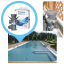 「レジオネラ菌対策!」トリプル殺菌装置「ハイドロライトUVO3」 製品画像
