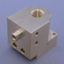 真鍮(C3604) マニホールド 精度 漏れ 小型 ノズル 大阪 製品画像