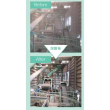 粉じん・臭気防止システム BECS『泡散布工法』 製品画像