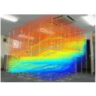 熱だまりなど異常現象が発生する空間の温度を正確に計測!計測事例集 製品画像