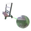 【加工事例】溶接レス構造で創る角パイプフレーム 製品画像