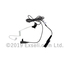 【目立ちにくい透明イヤホン】イヤホンマイク PMLN7269 製品画像